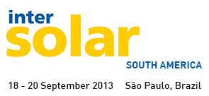Intersolar Brazil 2013